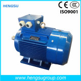 Ye3 90kw-6p Dreiphasen-Wechselstrom-asynchrone Kurzschlussinduktions-Elektromotor für Wasser-Pumpe, Luftverdichter