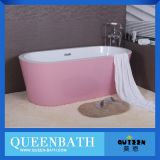 Bañera de acrílico respetuosa del medio ambiente de los torbellinos, mercancías sanitarias libres Jr-B814