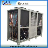 Semi-Hemetic Piston Compressor Chiller Air a Water Cooled Type