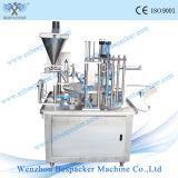 Máquina de relleno del lacre del embalaje de la K-Taza automática del café