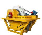 De naakte Machine van het Recycling van het Ijzererts van de Separator van het Type van Schijf Magnetische