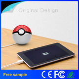 Mobile Game Cosplay Pokemon Go Pokeball 12000 mAh Power Bank