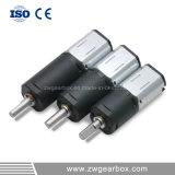 Laag T/min 3V 12mm Kleine Motor van de Versnellingsbak voor de Camera van kabeltelevisie