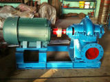 Bomba de água centrífuga do caso rachado do diesel da agricultura