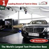 de In het groot Duidelijke Tent van de Partij van de Markttent van het Dak 20X30 Guangzhou Transparante met de Decoratie van de Vloer