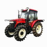 alimentador de granja del mecanismo impulsor de la rueda del uso 4 de la agricultura 110HP