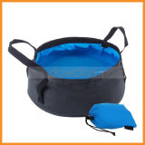 Напольное Camping Portable Folding Water Wash Bucket для Cooking Fishing Travel