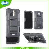 Caso de lujo de la cubierta del teléfono celular para Alcatel-8050