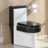 Di ceramica -Piece su Toilet Color Bathroom Toilet (A-054)