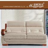 高品質の部門別の本革のソファー(909#