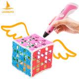 2016 대중적인 플라스틱 Prototyping 3D 인쇄 기계 펜