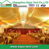 Grosses Wedding Hall Tent Marquee mit Lining