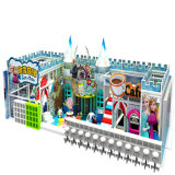 Castello Indoor Playground con Ice Cream Cartoon