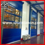 Verkehr Roll herauf High Speed Warehouse Door (T-001)