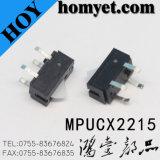 tipo interruptor do MERGULHO 4pin de restauração branco da tecla/interruptor de tecla