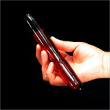 Vibrador de vidro do brinquedo do sexo para as mulheres Injo-Dg220
