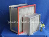 Высокотемпературный фильтр Celsius степени HEPA сопротивления 250-350