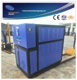 tipo de refrigeração do refrigerador de água 20HP ar industrial para a máquina plástica