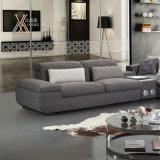 Il sofà del tessuto del salone ha impostato (6119)