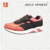 Sports neufs de maille de taqueuse de type de modèle exécutant les chaussures des femmes de Mens