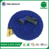 Bester Selling Elastic Hose Shrinking Garten Hose mit Brass Fittings