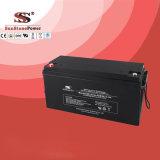 Alta Chumbo Qualhity Bateria de ácido Ml12-150 ( 12V150AH ) para UPS , Sistema Solar