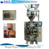 Cozer a máquina de empacotamento granulada do vácuo dos materiais da selagem lateral