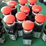 Grünes Druckknopf-Ventil-pneumatisches mechanisches Ventil