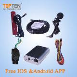 Träger GPS Tracker mit Remote Control, ACC/Engine Cut, Fuel Sensor (TK108-KW)