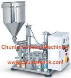 コーヒーカプセルの充填機またはコーヒーカプセルのシーリング機械またはコーヒーカプセルの詰物およびシーリング機械