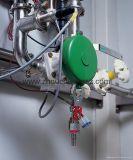"""Fechamento da válvula de porta com segurança Palock, apropriado para 2.5 """" - 5 """" a válvula Rod"""