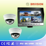 Dome Camera를 가진 10.1inch Quad Security Monitor System