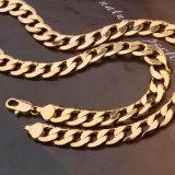 Monili maschii classici della collana di doratura elettrolitica di Figaro