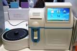 Analyseur médical approuvé d'électrolyte de Li de Cl de Na de la CE K (EL-2200F)