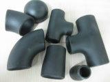 Garnitures de pipe soudées par bout d'acier du carbone
