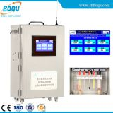 pH, la CEE, Cl, Turbidity Aquaculture Multiparameter Analyzer