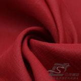 agua de 75D 195t y de la ropa de deportes tela sucia tejida chaqueta al aire libre Viento-Resistente 100% de la pongis del poliester del telar jacquar de la tela escocesa abajo (E074A)
