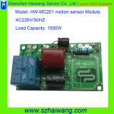 PIRの置換(HW-MC201)として1500Wマイクロウェーブレーダーのモジュール