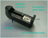 Одиночный заряжатель 4.2V 0.5A для клетки 18650