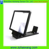 Grande Magnifier dello schermo del telefono mobile 3D del nuovo prodotto, schermo ingrandetto per il telefono mobile