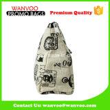 sac cosmétique de toile de la course 210d avec de bonne qualité