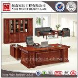 Mobilia moderna di legno di lucentezza della scrivania alta (NS-SL005)