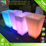 정원 Lobby를 위한 LED Flower Pots LED Light Flower Pot