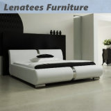 Les plus défunts modèles de bâti de meubles modernes de la chambre à coucher A077