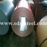 die 0.50*1250mm Farbe beschichtete galvanisierten PPGI Stahlring