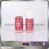 薬が付いているアルミニウム空のエーロゾルのパッキング缶