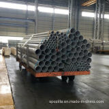중국 Top Quality Stainless Steel Welded Pipe (304/304L 316/316L)