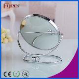 Presente do Natal espelho da composição do espelho do bolso do lado do dobro de 3 polegadas (M5093)