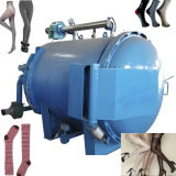 Grande Steam Sock Setting Machine (gas di Fuel) Underwear (calzini) Gas Direct Supply Type Drying Integrated Machine, Setting Machine