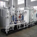 Baixa planta da geração do nitrogênio do ponto de condensação PSA